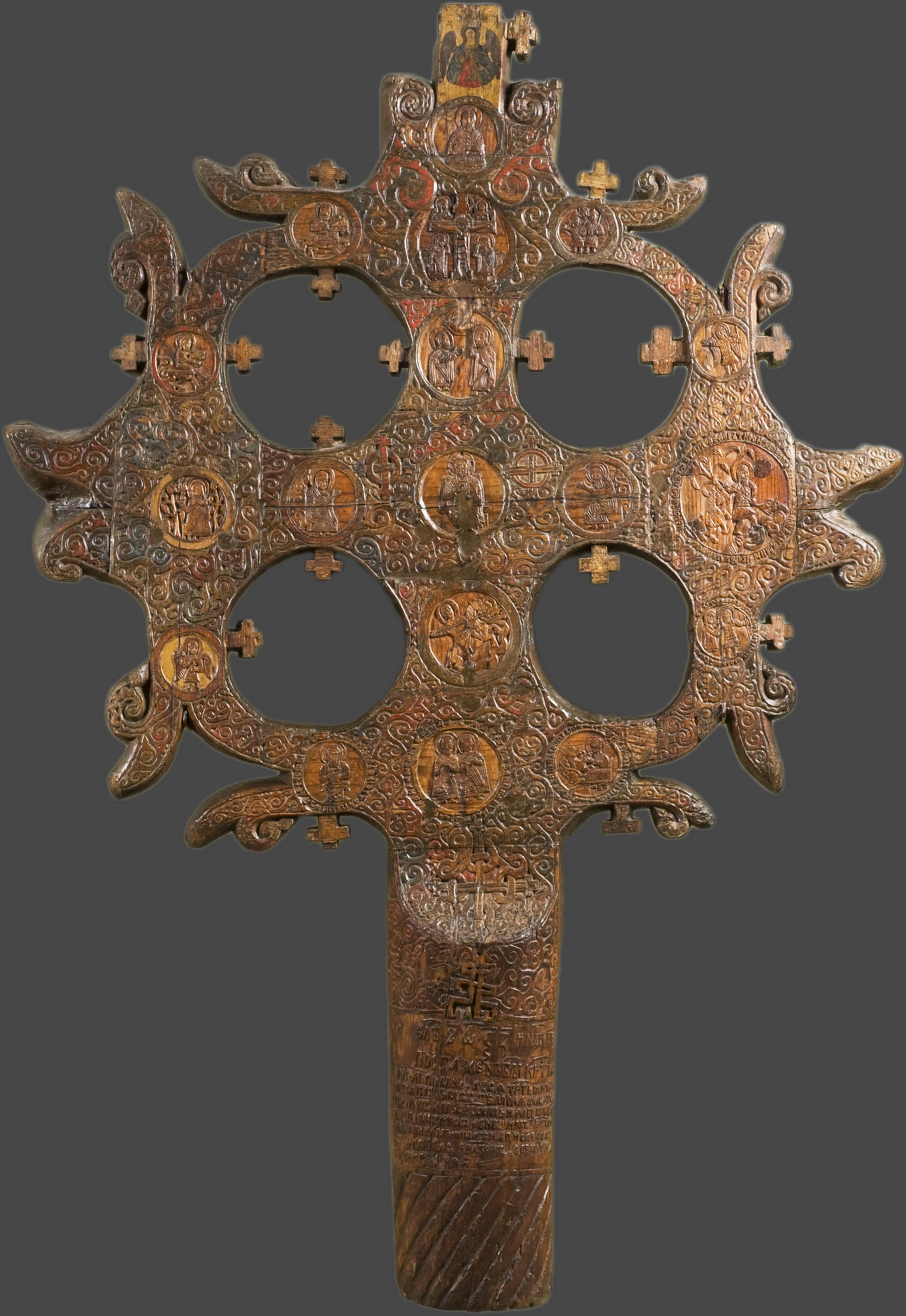 людогощинский крест 1359 г Nickfilin Livejournal