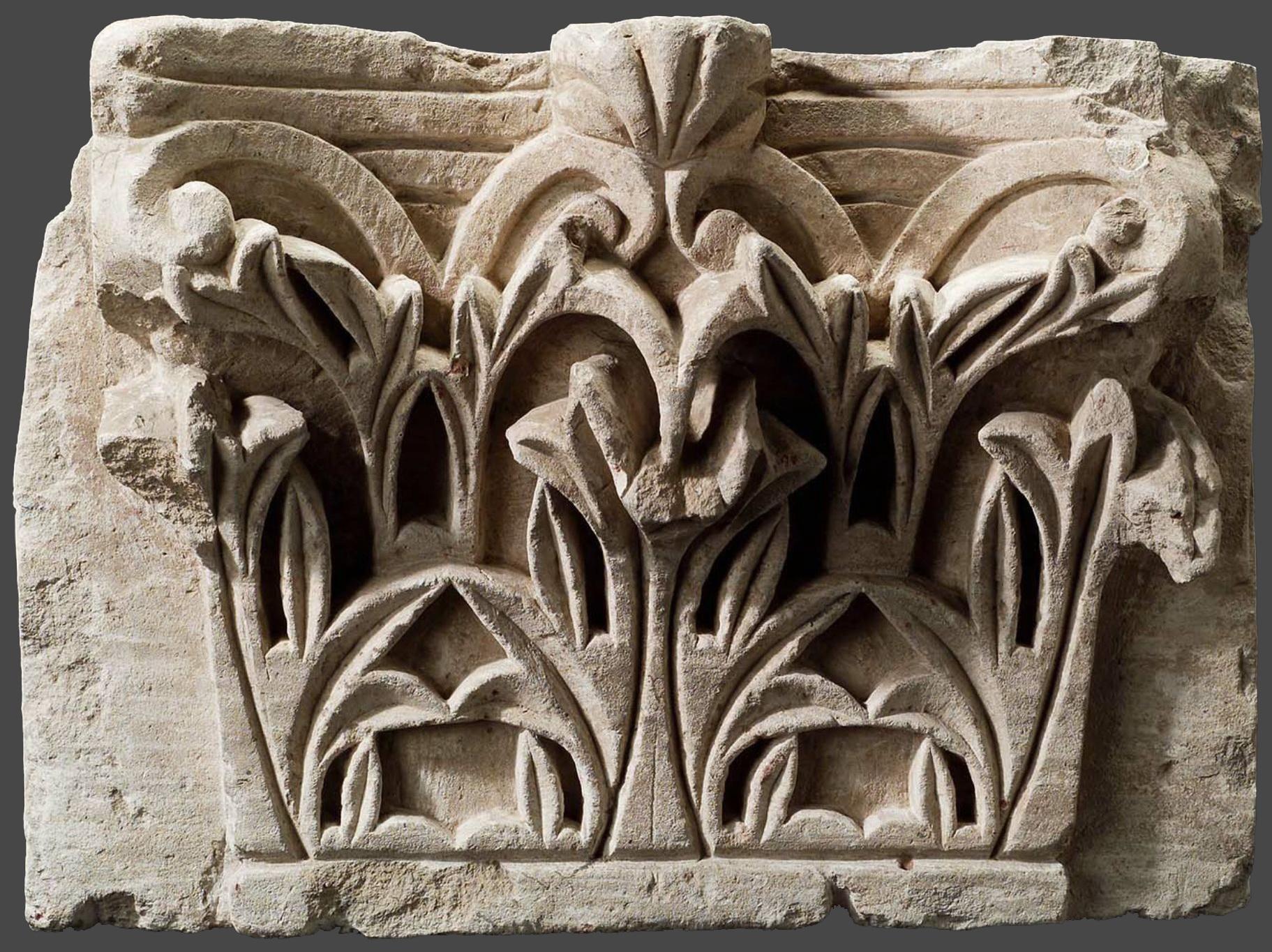 Декор готического фасада 8 букв сканворд