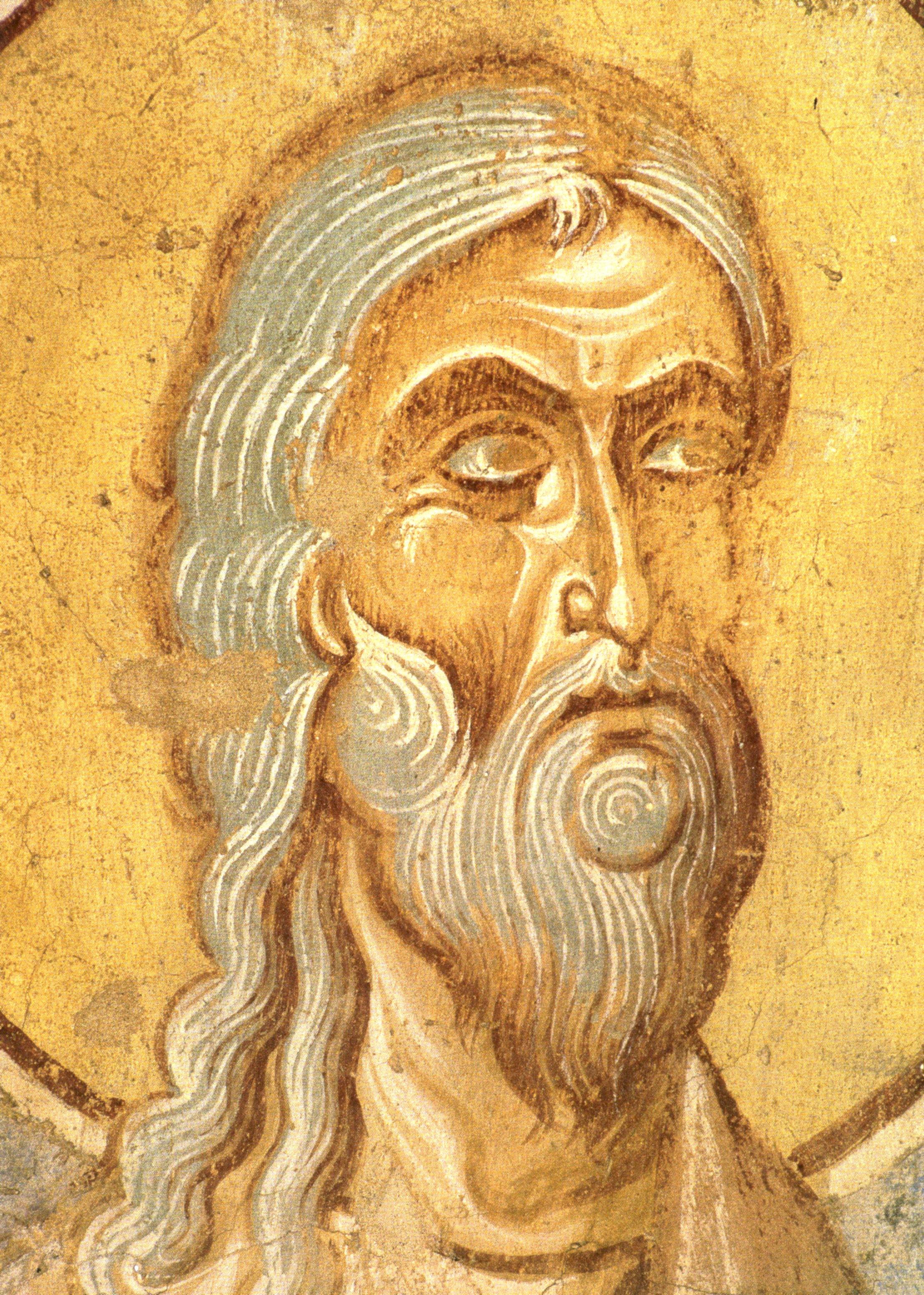 Пророк Михей  Россия. Старая Ладога. Георгиевская церковь  XII в ... 8ce9c892eb1