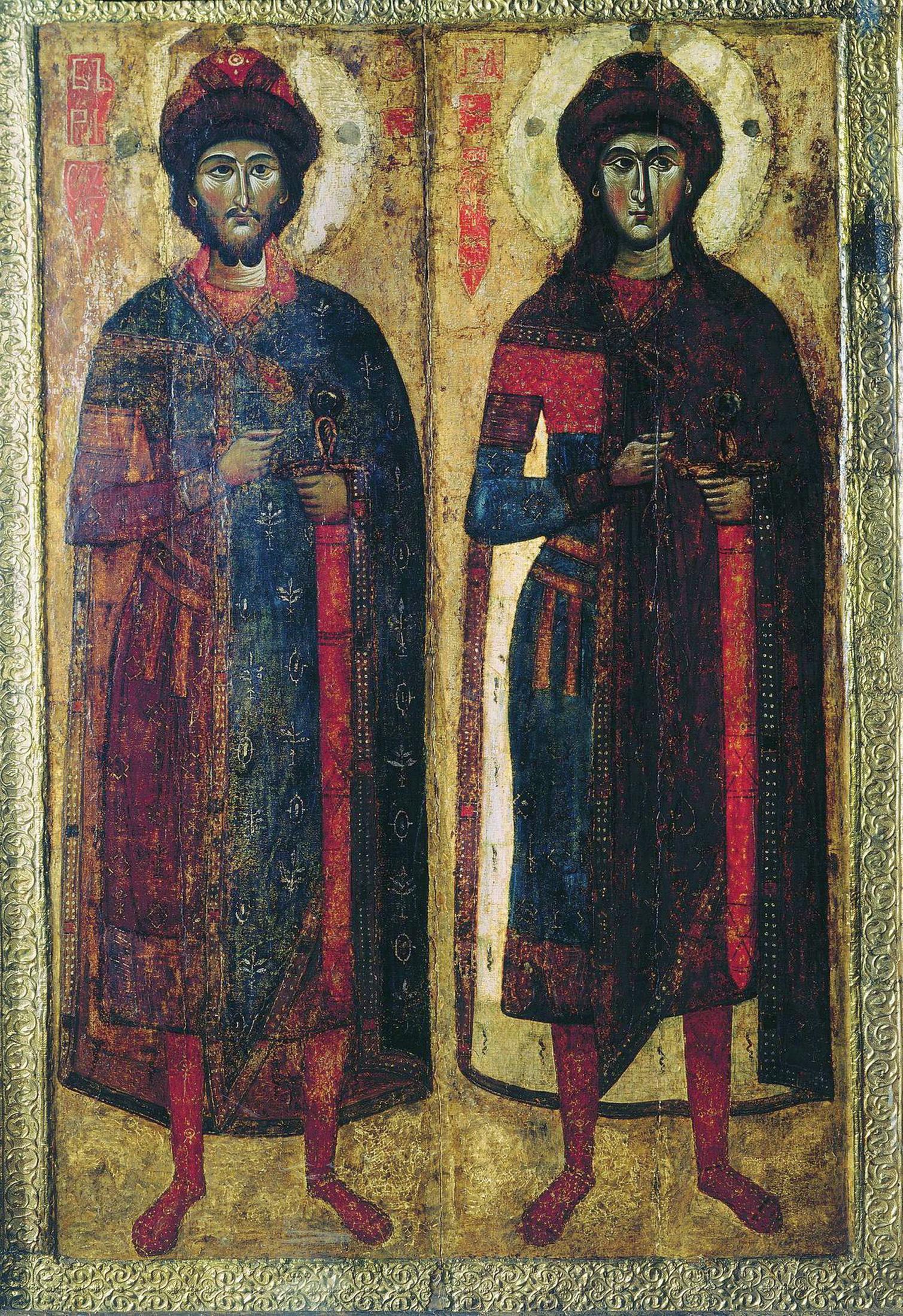 святые древней руси картинки что эскизах
