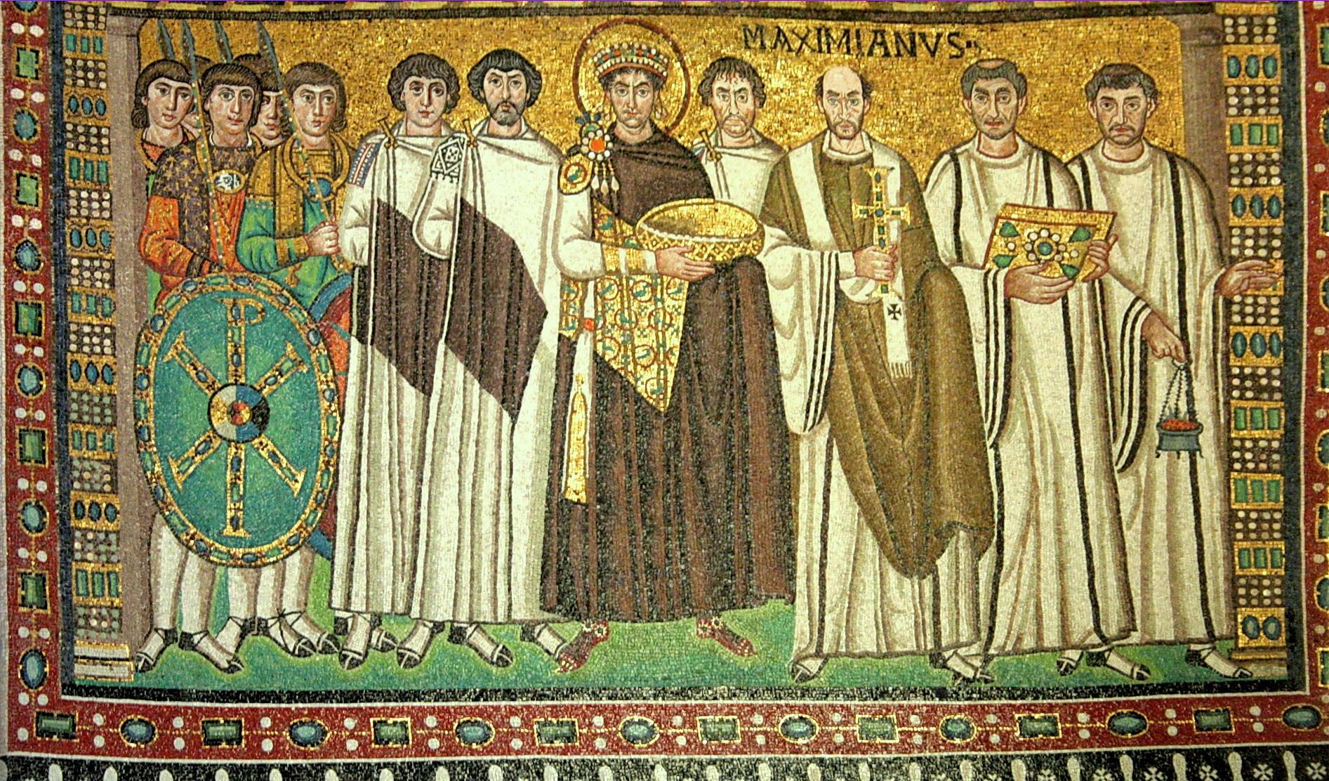 justinian was a byzantine emperor